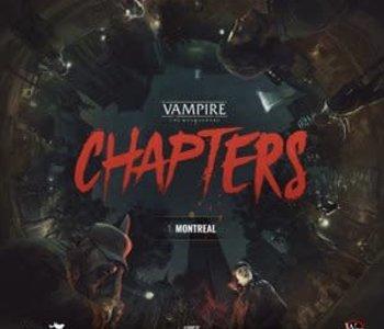 Précommande: Vampire The Masquerade: Chapters (EN)