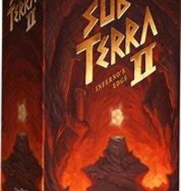 Inside the Box Board Games Précommande: Sub Terra 2: Inferno's Edge (EN)
