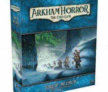 Précommande: Arkham Horror LCG: Ext. Edge Of The Earth Campaign (EN)