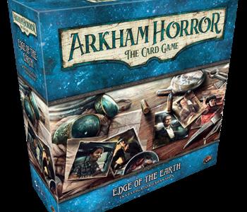 Précommande: Arkham Horror LCG: Ext. Edge Of The Earth Investigator (EN)
