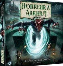 Fantasy Flight Games Précommande: Horreur À Arkham: 3ème Édition: Ext. Les Secrets De L'Ordre (FR)