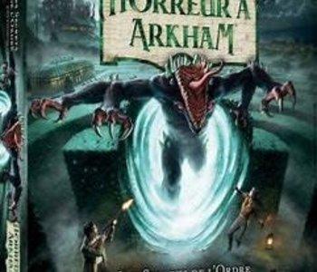 Horreur À Arkham: 3ème Édition: Ext. Les Secrets De L'Ordre (FR)