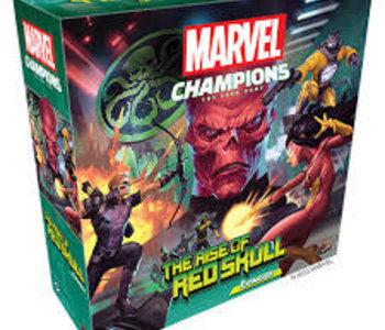 Marvel Champions LCG: Ext. The Rise Of Red Skull (EN)Boite Endomagée