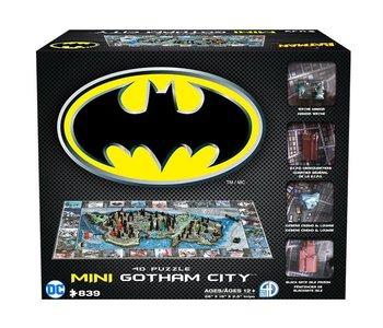 Casse-tête: 4D Puzzle: Mini Batman Gotham City (839 Pieces)