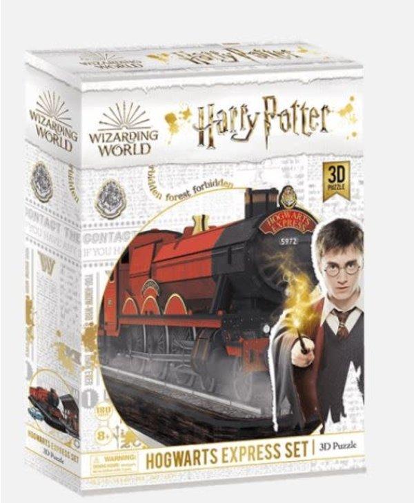 Casse-tête: 3D Puzzle: Harry Potter: Hogwarts Express (181 Pieces)