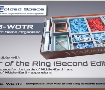 Folded Space: War Of The Ring 2nd Edition
