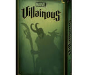 Précommande: Disney Villainous: Marvel: Mischief & Malice (EN)