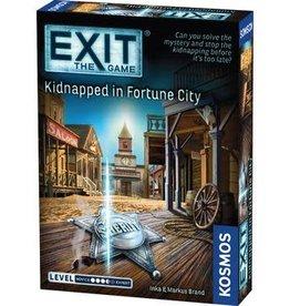 Thames & Kosmos Précommande: Exit: Kidnapped In Fortune City (EN)