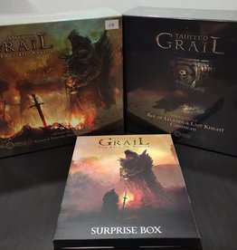 Awaken Realms Lite Tainted Grail+Stretch Goals+Suprise Box(EN)
