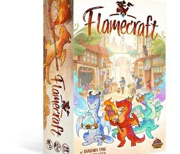 Flamecraft: (Deluxe) (FR) (Kickstarter) Date d'arrivée Juillet 2022