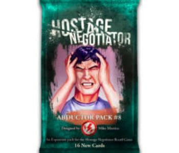 Hostage Negociator: Abductor Pack #8 (EN)