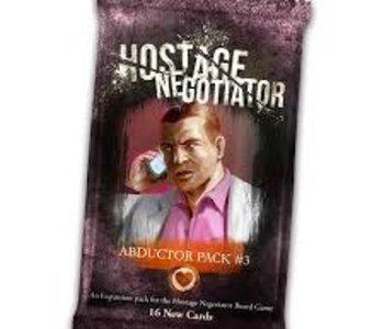Hostage Negociator: Abductor Pack #3 (EN)