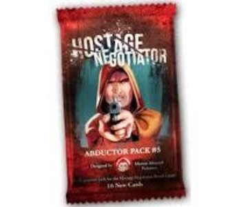 Hostage Negociator: Abductor Pack #5 (EN)