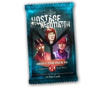 Hostage Negociator: Abductor Pack #6 (EN)