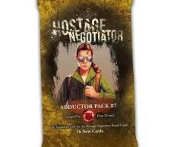 Hostage Negociator: Abductor Pack #7 (EN)