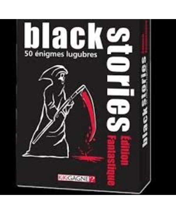 Black Stories: Fantastique (FR)