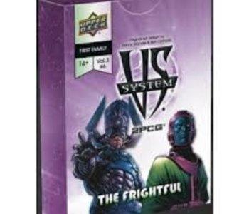VS System 2PCG: Marvel: The Frightful (EN) (commande spéciale)