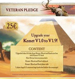 Matagot Précommande: Kemet: Ext. Upgrade Pack: Veteran Pledge (FR) (Kickstarter)