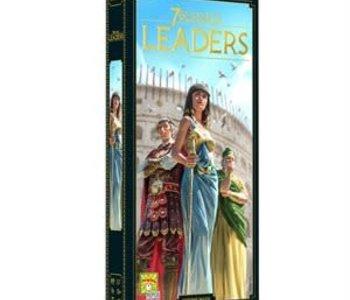 7 Wonders: Nouvelle Édition: Ext.  Leaders (FR)