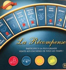 Les Editions Momentum La Récompense (FR)