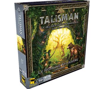 Talisman: Ext. Le Royaume Sylvestre (FR)