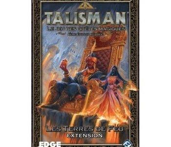 Talisman: Ext. Les Terres De Feu (FR)