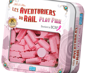 Précommande: Les Aventuriers Du Rail: Les Wagons Roses (FR)