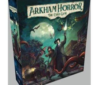 Précommande: Arkham Horror LCG: Revised Core Set (FR)
