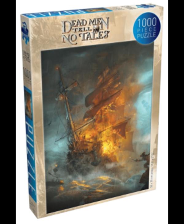 Casse-tête: Dead Men Tell No Tales ( 1000 pièces)