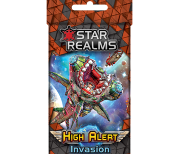 Star Realms: High Alert Ext. Invasion (EN)