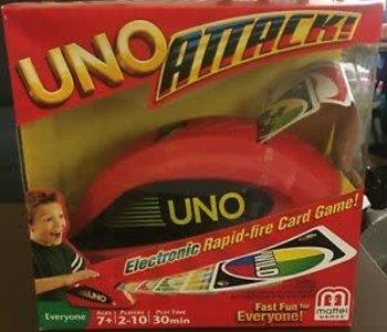 Uno: Attack (ML)