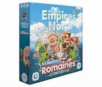 Imperial Settlers: Empires Du Nord: Ext. Bannières Romaines (FR)