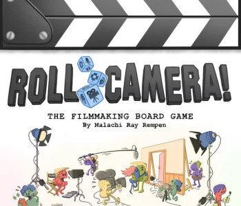 Roll Camera: The Filmmaking Board Game (EN)