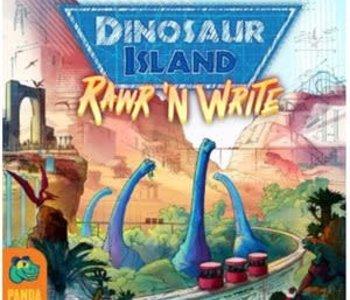 Précommande: Dinosaur Island: Rawr N' Write (EN) 20 oct. 21