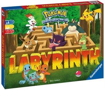 Précommande: Labyrinth: Pokemon (EN)