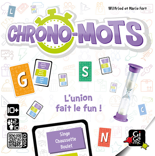 Chrono-Mots (FR)