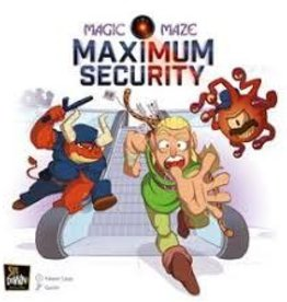 Dude Games Magic Maze: Ext. Maximum Security (FR)