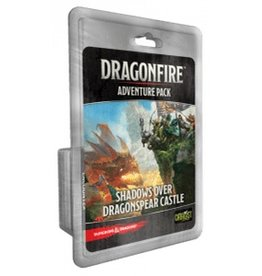Catalyst Games Dragonfire Shadows over Dragonspear Castle expansion