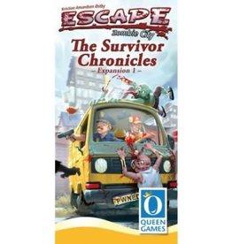 Queen Games Escape Zombie City: ext. The Survivor Chronicles (ml)
