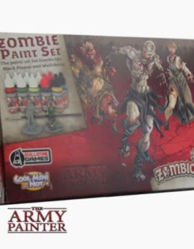 Gale Force Nine Warpaint Zombicide Black Plague