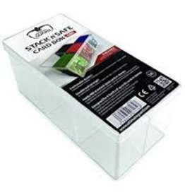 Ultimate Guard Deck Box: Stack N Safe Card - Box 480Ct