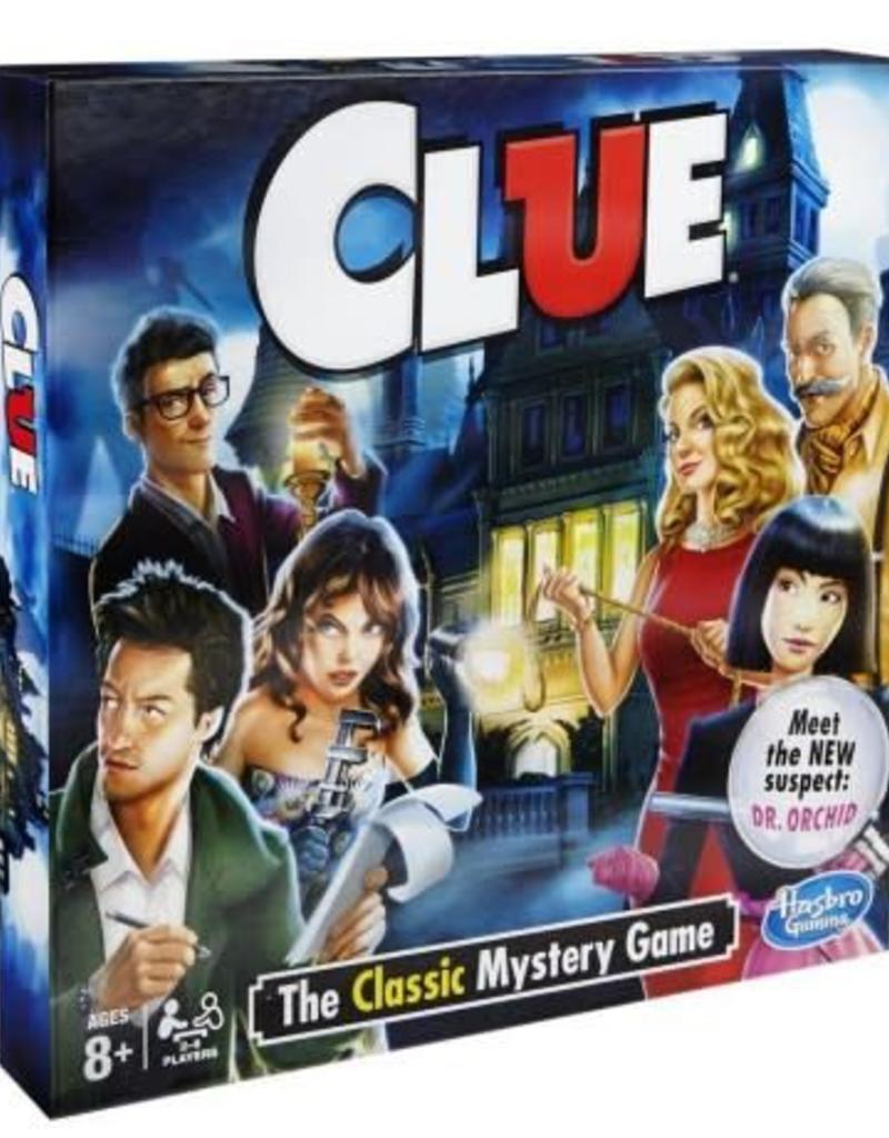Hasbro Games Clue