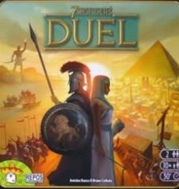 Repos Production 7 Wonders Duel (FR)