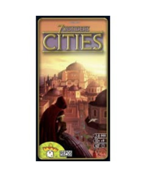 7 Wonders: Ext. Cities (FR) (1ere version)
