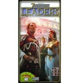 Repos Production 7 Wonders: Ext. Leaders (FR)