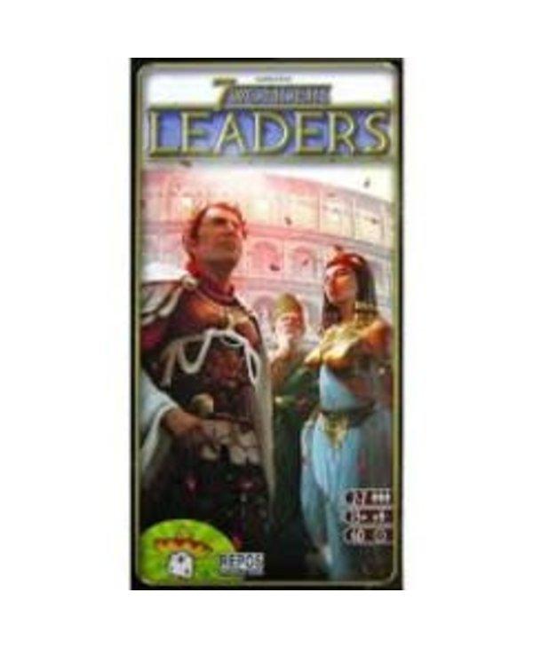 7 Wonders: Ext. Leaders (FR) (1ere version)
