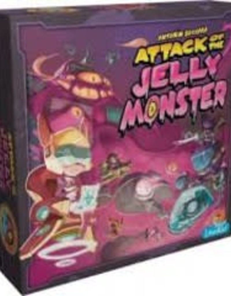 Libellud Attack of The Jelly Monster (FR)