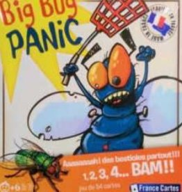 France Cartes Big Bug Panic (FR)