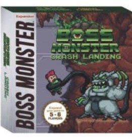 Brotherwise Games Boss Monster: Exp Crash Landing (eng)
