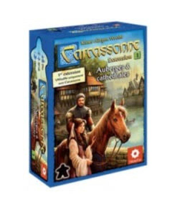 Carcassonne: Ext. Auberges et Cathédrales (FR)